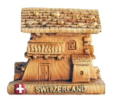 Holzdesign Swiss Chalet 2