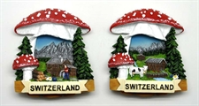 Fliegender Pilz Switzerland