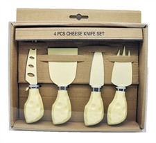 Cheese Knife Set 4-tlg.