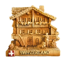 Holzdesign Swiss Chalet 1