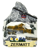 Magnet Zermatt Winter
